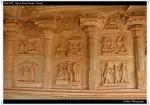 Side Wall @ Hazararama Temple