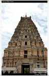 Virupaksha Temple, Main Tower