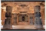 Inner Sanctum of Hazararama Temple
