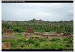 Achyuta Raya Temple as Seen From Hilltop