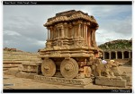 Stone Chariot @ Vittala Temple