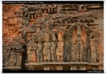 Ruined Sculptures @ Side Gopuram - Vittala Temple