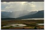 Sun Rays @ Manimuthar Dam